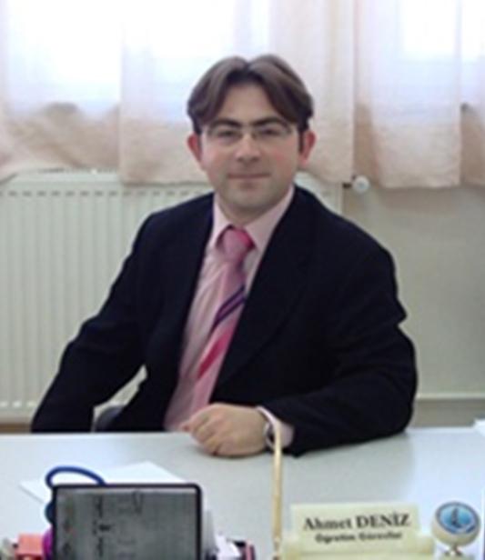 Yrd. Doç. Dr. Ahmet DENİZ