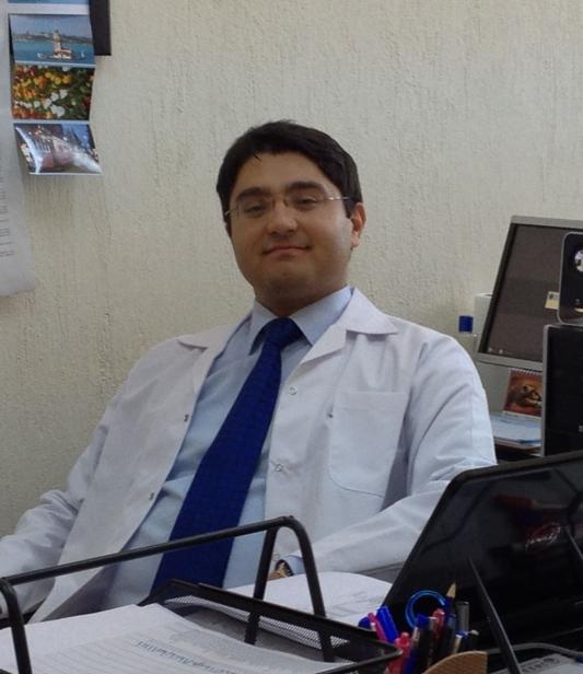 Öğr. Gör. Dr. Ahmet BÜYÜKBEN