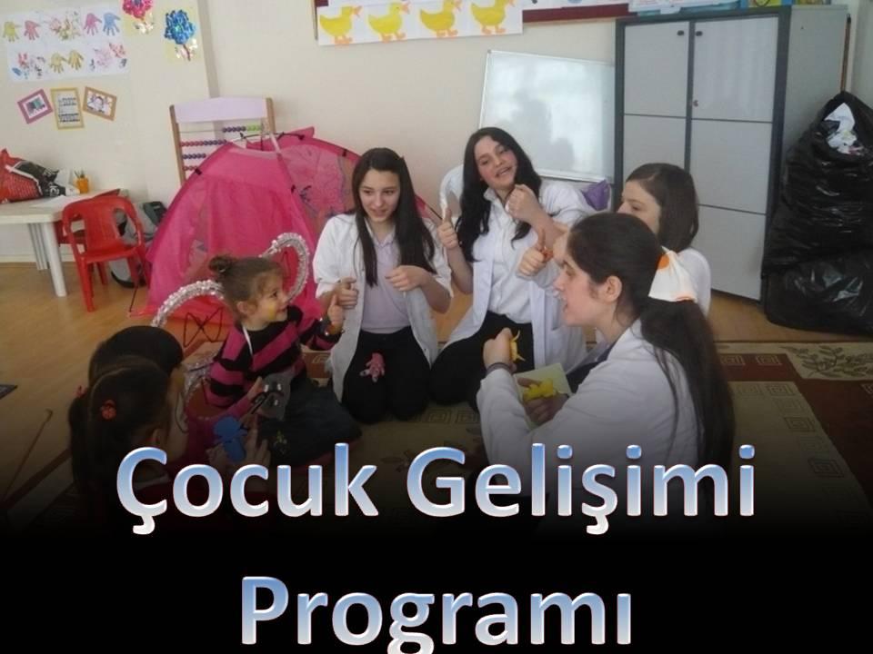 Çocuk Gelişimi Programı